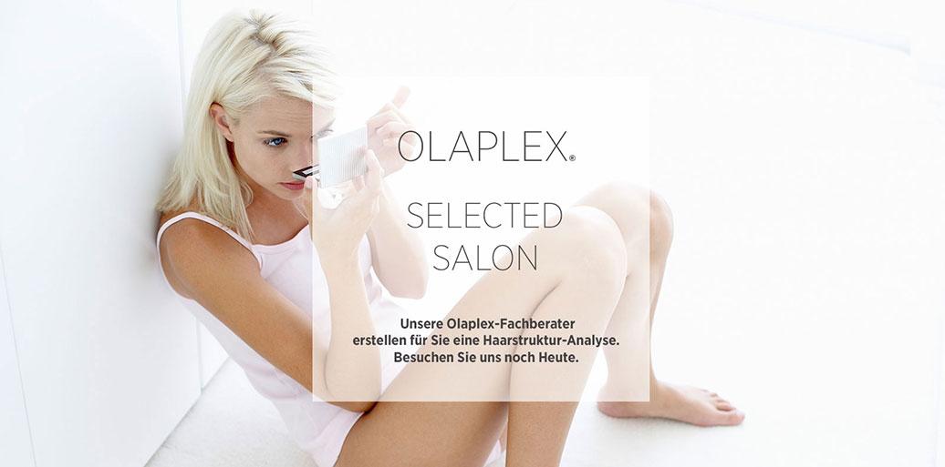 OLAPLEX bei WEF Friseure