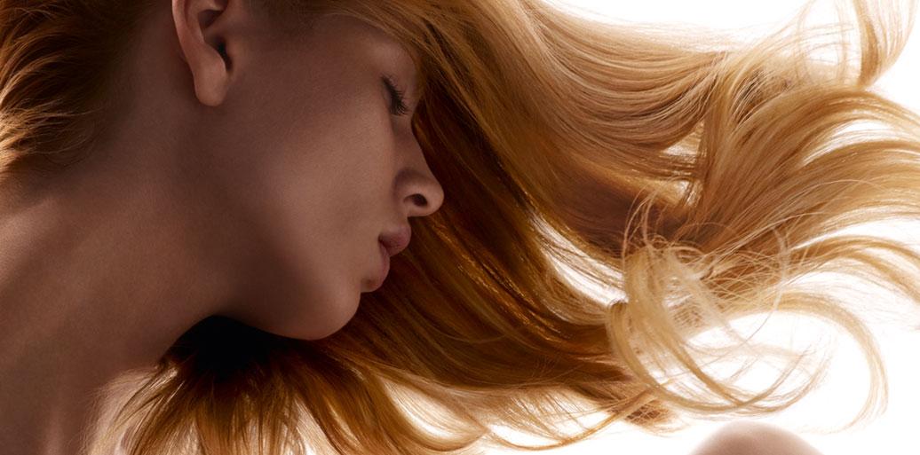 Schönes Haar mit Wella System Professional
