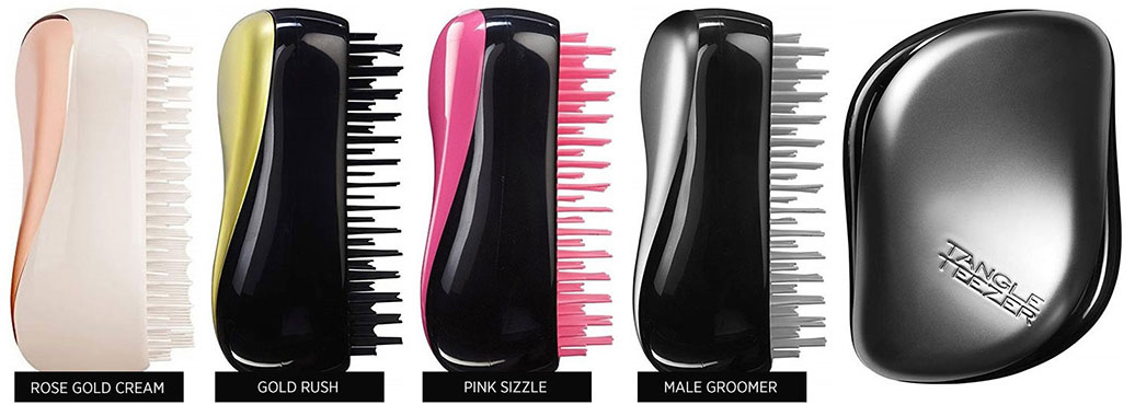 Compact Styler von Tangle Tezzer
