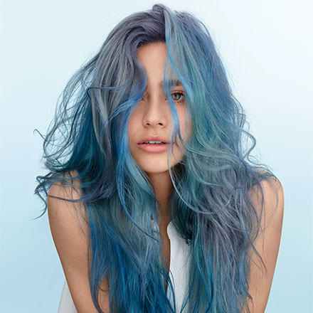 Mermaidblue Color Fresh Create