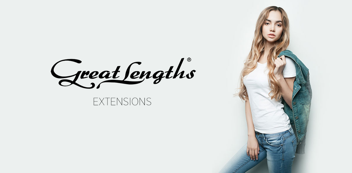 GREAT LENGTHS EXTENSIONS