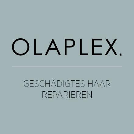 OLAPLEX - GESCHÄDIGTES HAAR REPARIEREN